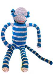 Monkeyshine Studio Sock Monkey - Product Mini Image