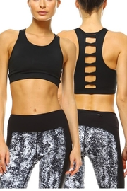 Mono B Active Sports Bra - Front cropped