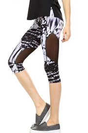 Mono B Black Tyra Leggings - Product Mini Image
