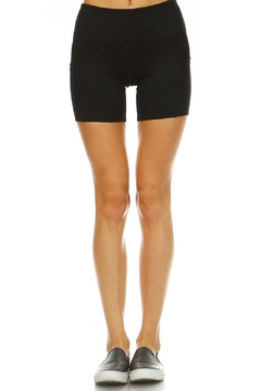 Shoptiques Product: Blaire Athletic Shorts