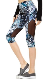 Mono B Blue Tyra Leggings - Product Mini Image