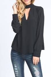 Mono B Choker Blouse - Product Mini Image
