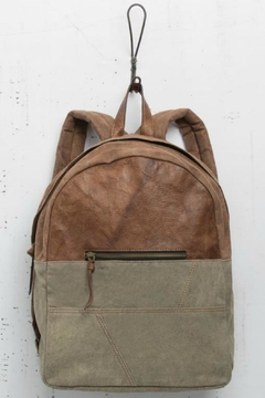 Shoptiques Product: Classic Canvas Backpack