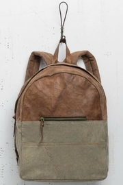 Mono B Classic Canvas Backpack - Product Mini Image