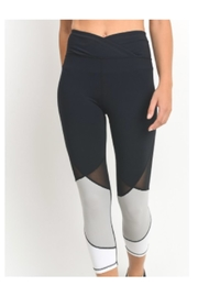 Mono B Color Block Leggings - Product Mini Image