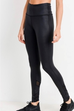 Mono B Criss Cross Leggings - Product List Image