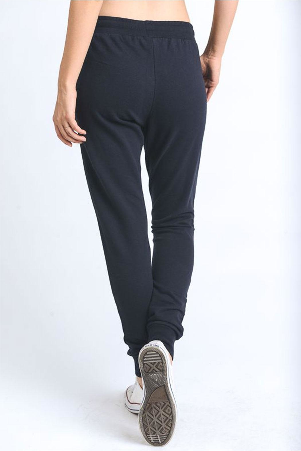 Mono B Cut Out Joggers - Front Full Image