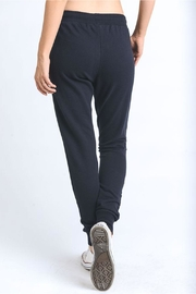 Mono B Cut Out Joggers - Front full body