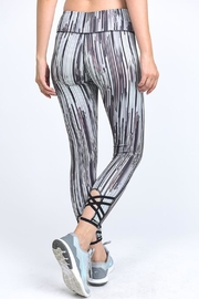 Mono B Digital Print Legging - Front cropped