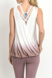 Mono B Dip Dye Tank - Side cropped