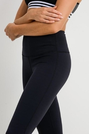 Mono B Essential Black Leggings - Front full body