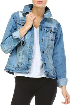 Shoptiques Product: For The Culture Denim Jacket