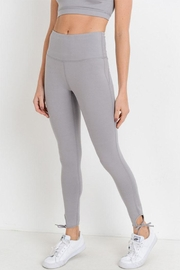 Mono B High-Waist Ankle-Tie Legging - Product Mini Image