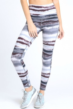 Shoptiques Product: High-Waisted Print Leggings