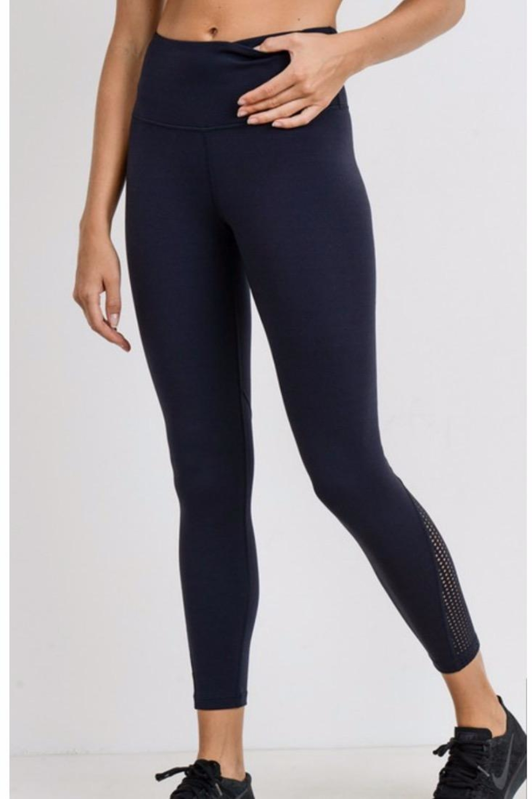 Mono B Highwaist Performance Leggings - Main Image