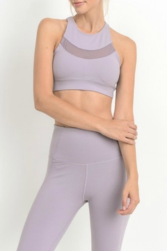 Shoptiques Product: Racer-Back Sports Bra