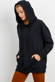 Mono B Soft Pullover Hoodie - Front cropped