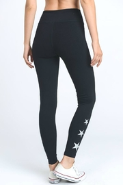 Mono B Star Accent Leggings - Back cropped