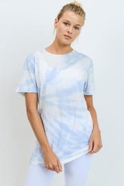 Mono B Tie-Dye T-Shirt - Product Mini Image