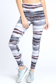 Mono B Zen Print Leggings - Product Mini Image