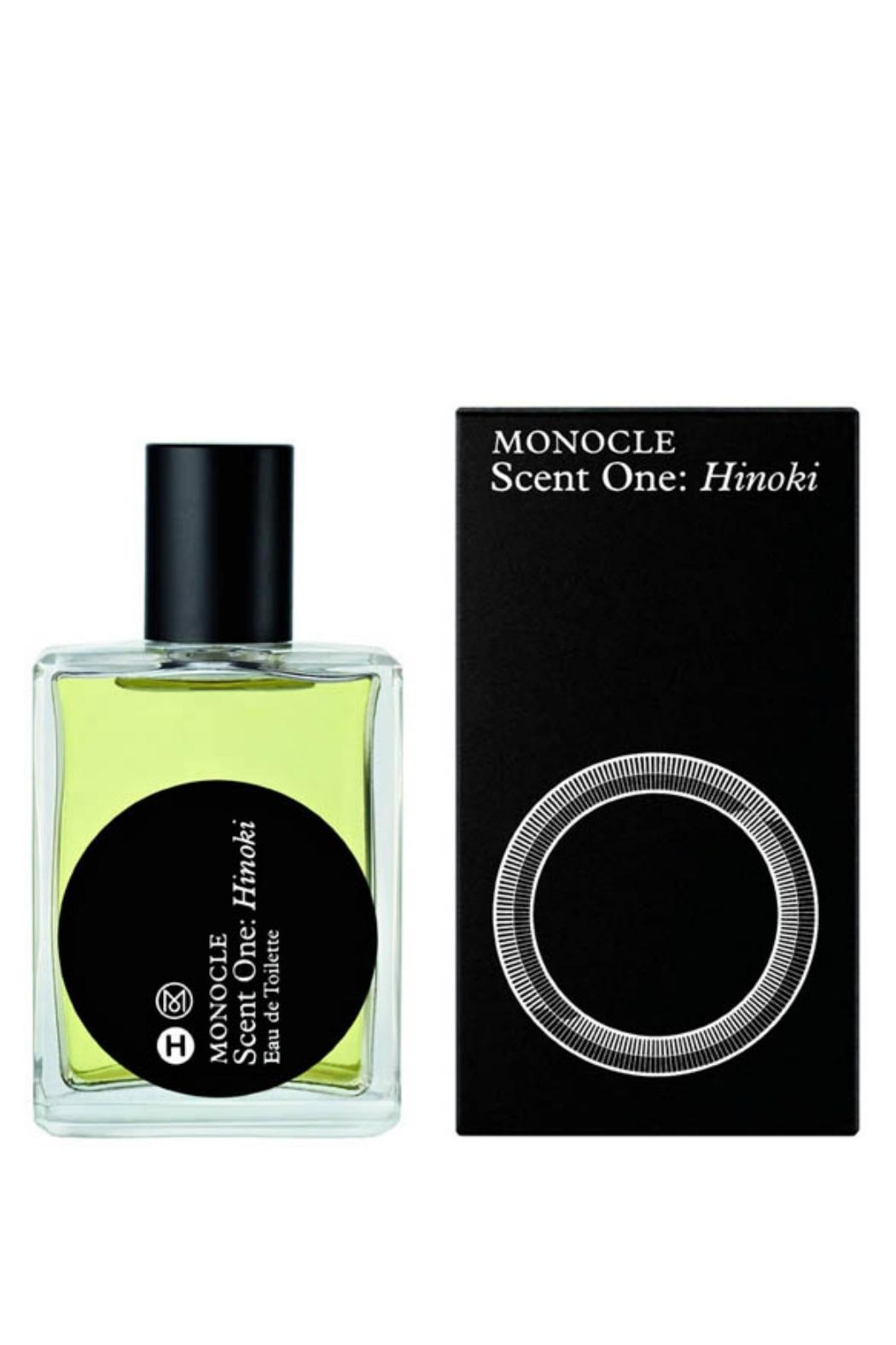 Comme-des-Garcons Monocle Hinoki Edp - Front Cropped Image