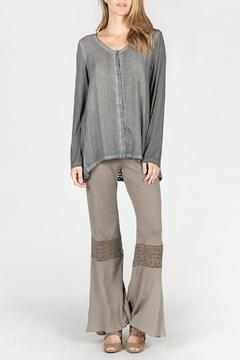 Monoreno Crochet Lace Top - Product List Image