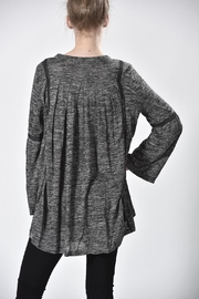 Monoreno Embroidered Tunic - Front full body