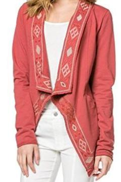 Shoptiques Product: Navajo Embroidered Jacket