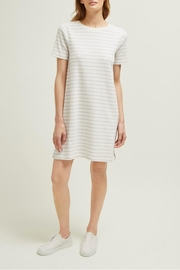Great Plains Monroe Stripe Dress - Product Mini Image