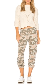 Monrow Camo Sweatpants - Product Mini Image