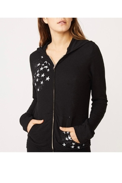 Shoptiques Product: Glowing Stars Zip-Down
