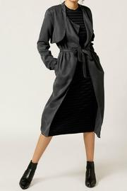 Monrow Tencel Duster Coat - Product Mini Image