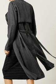 Monrow Tencel Duster Coat - Side cropped