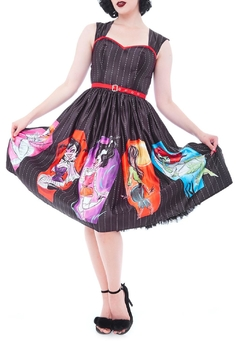 Rebel Love Clothing Monster Babes Dress - Product List Image