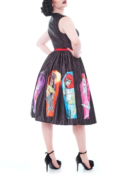 Rebel Love Clothing Monster Babes Dress - Alternate List Image