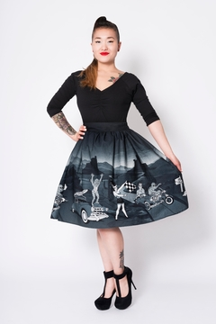 Putre Fashion Monster Drag-Race Skirt - Product List Image