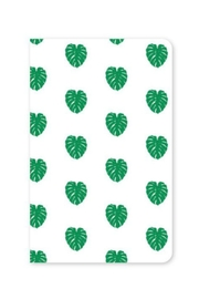 Bradley & Lily Monstera Mini Notebook - Product Mini Image