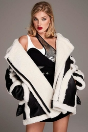 Nicole Benisti Montaigne Shearling Jacket - Product Mini Image