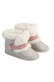 Robeez Montana Booties - Front cropped