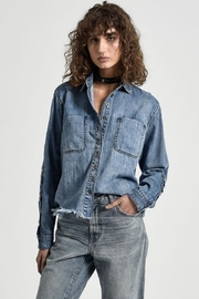 One Teaspoon Montana Denim Shirt - Product Mini Image