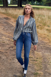Free People Montana Skinny Jean - Front cropped