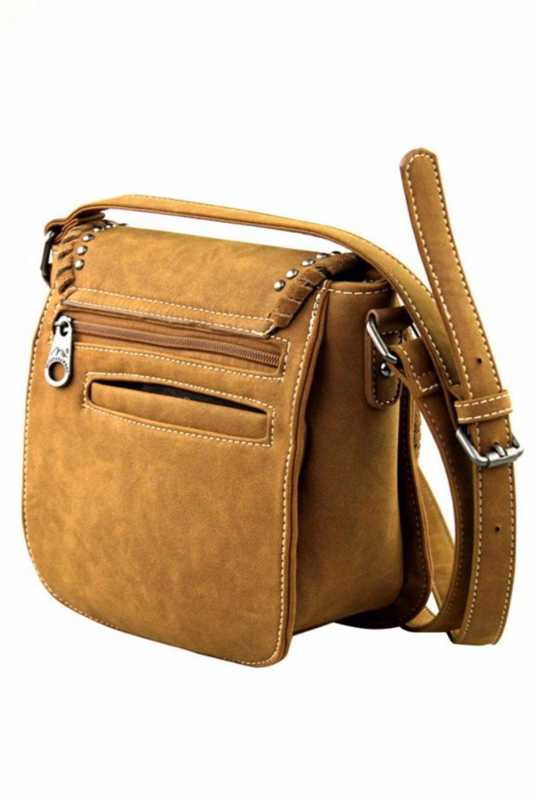Montana West Crossbody - Front Full Image