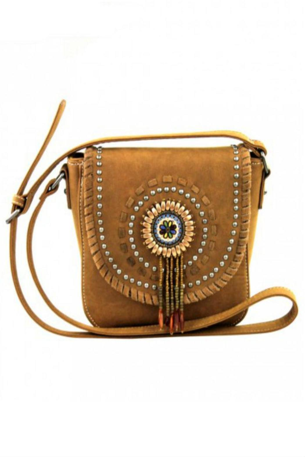 Montana West Crossbody - Front Cropped Image
