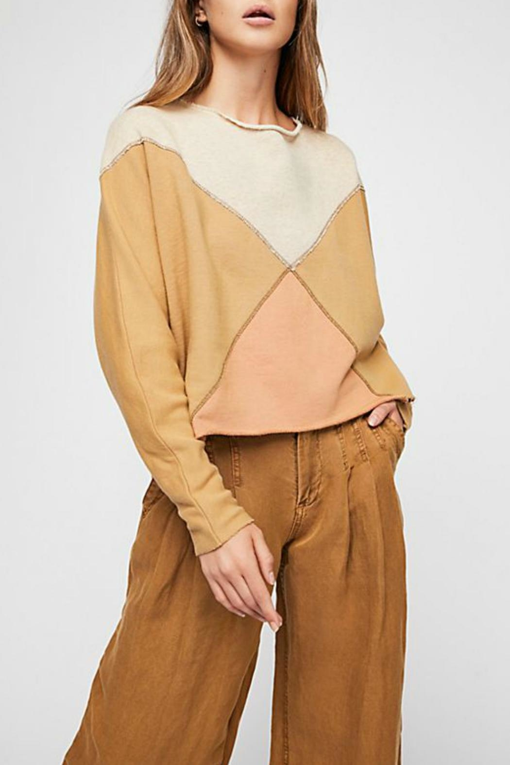 Free People Montauk Pullover - Front Cropped Image
