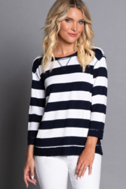Multiples Monte Carlo StripedTop - Front cropped