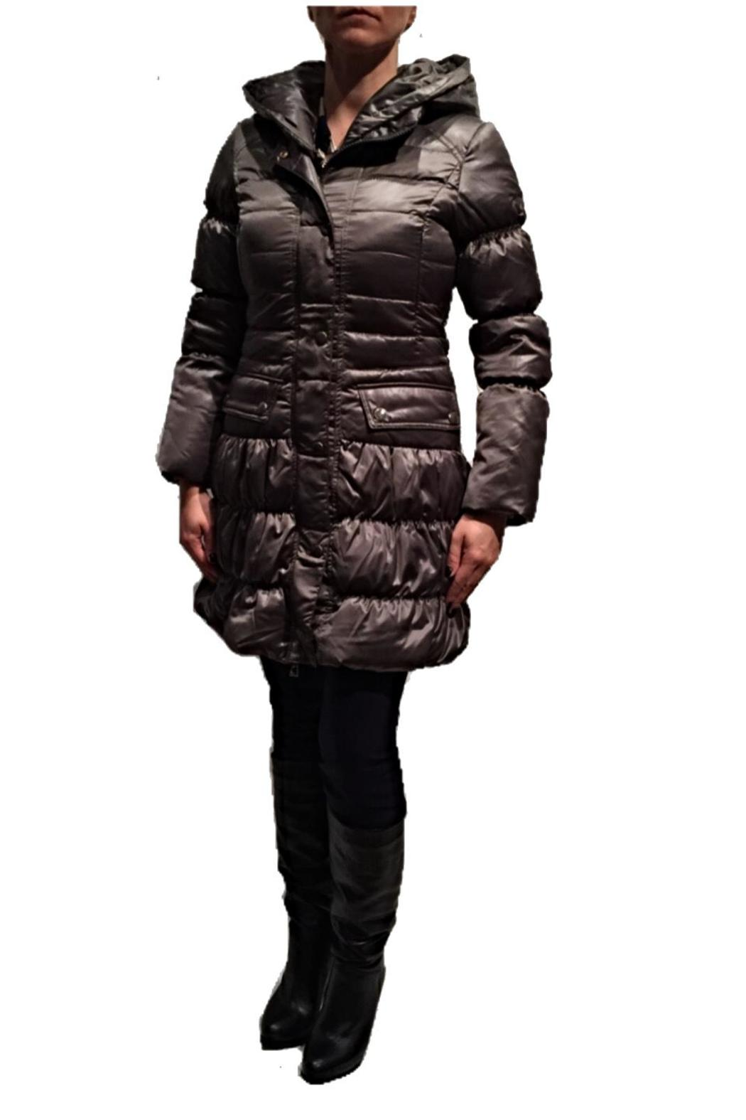 Monte Bianco Goose Down Coat from Boston by Mangano — Shoptiques