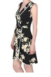 Monteau Aurora Dress - Front full body