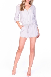 On The Road Montego Romper - Front cropped