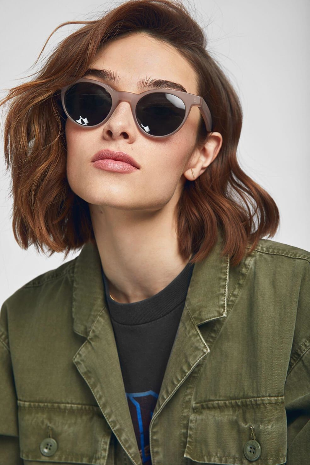 Anine Bing Monterey Sunglasses - Front Cropped Image