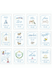 Over The Moon LLC Month by Month Card Set - Product Mini Image